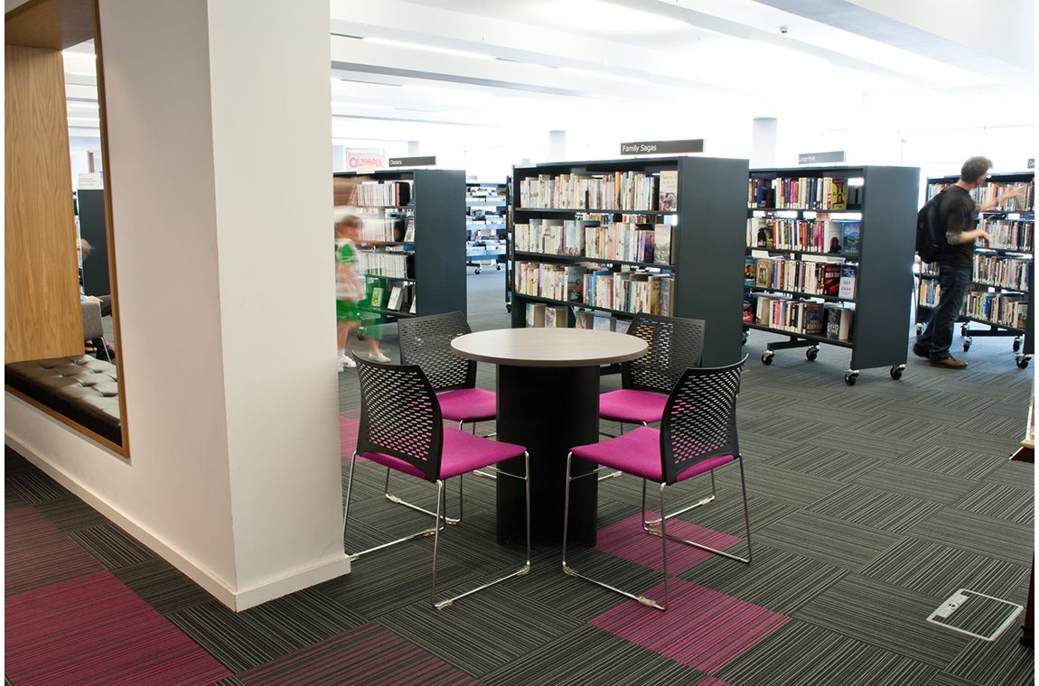 Bridgeton Public Library, Glasgow, United Kingdom - Public libraries