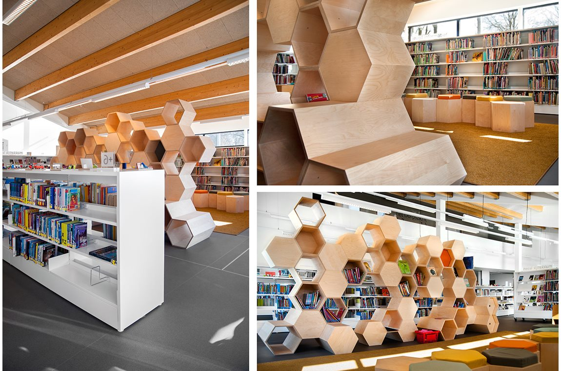 Zoersel Public Library, Belgium - Public libraries