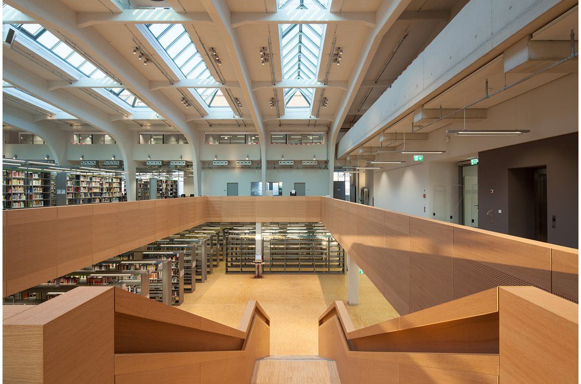 Düsseldorf University of Applied Sciences, Germany - Academic libraries