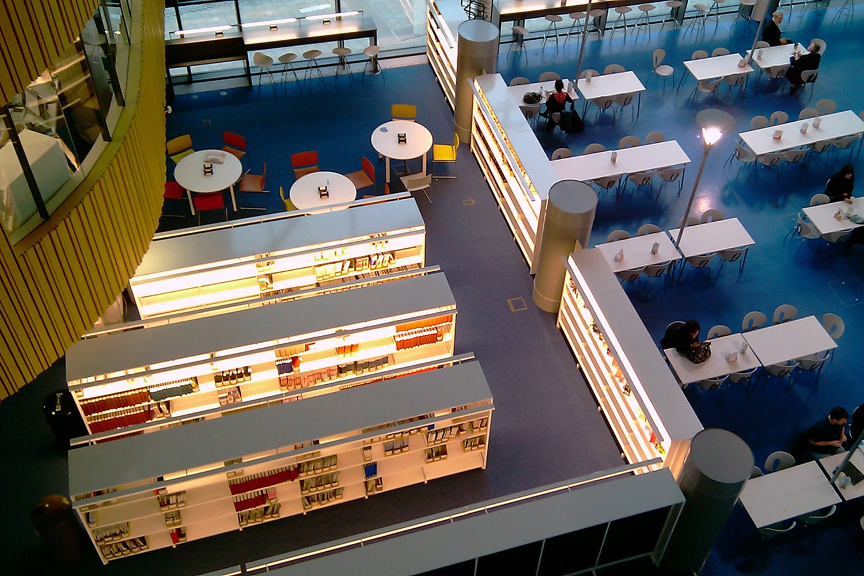 Newport University Library