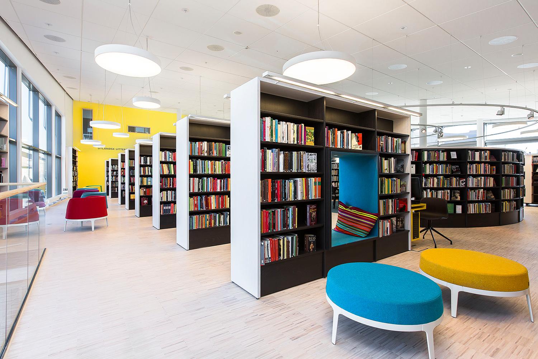 Vallentuna Public Library, Sweden