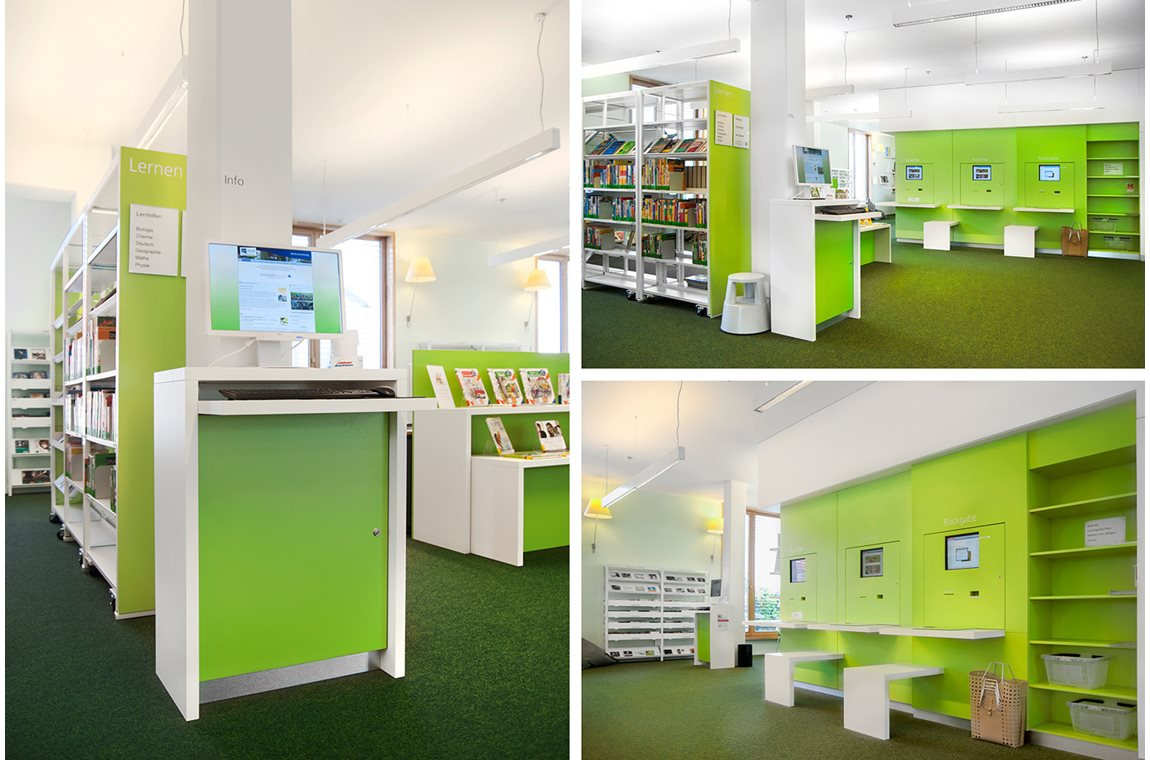 Bad Aibling Public Library, Germany - Public libraries