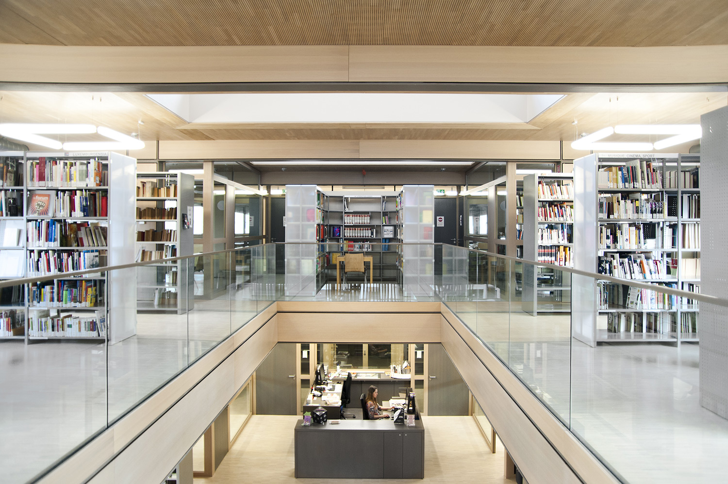 Find inspiration in our Library Project Gallery