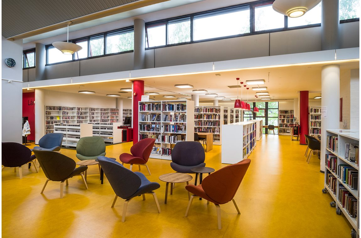 Bærum Public Library, Bekkestua, Norway - Public libraries