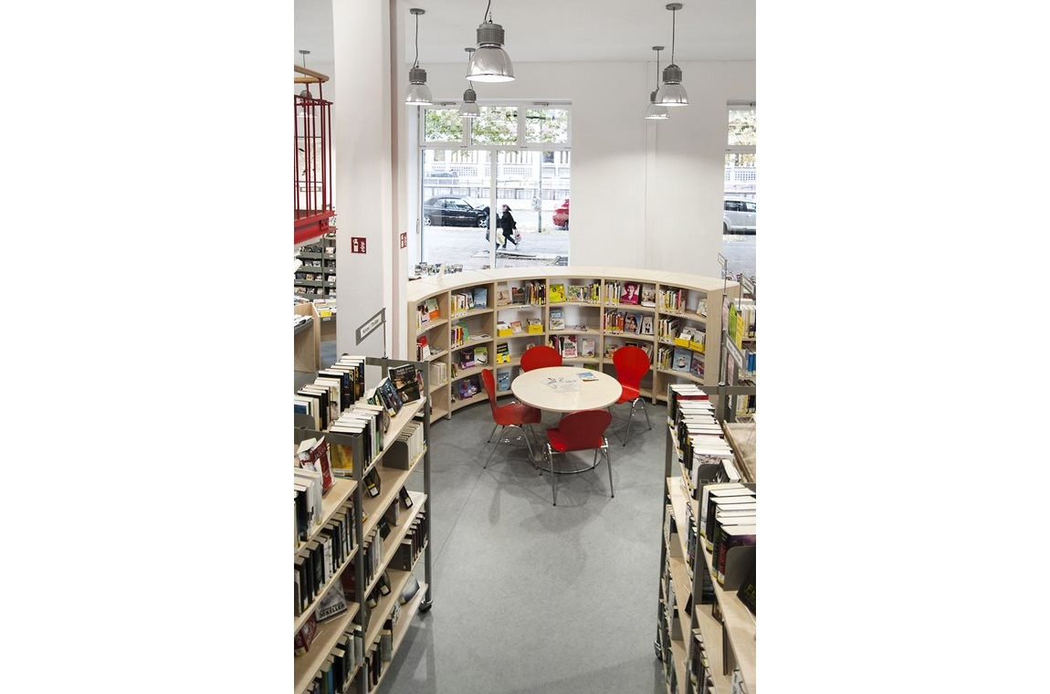 Nordstadt Public Library, Germany - Public libraries