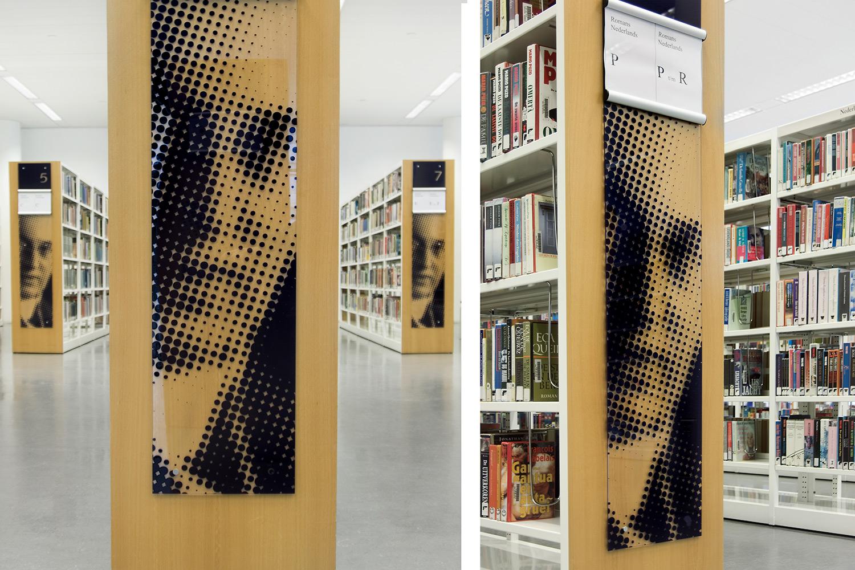 #90703B22337712 Den Haag Central Library Netherlands Meest effectief Design Meubelzaken Den Haag 2715 behang 150010002715 afbeeldingen