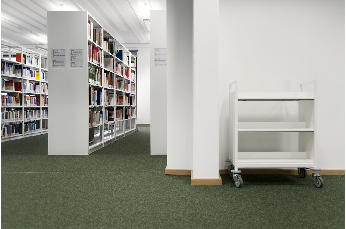 Hildesheim University of Applied Sciences and Arts, Germany - Academic libraries