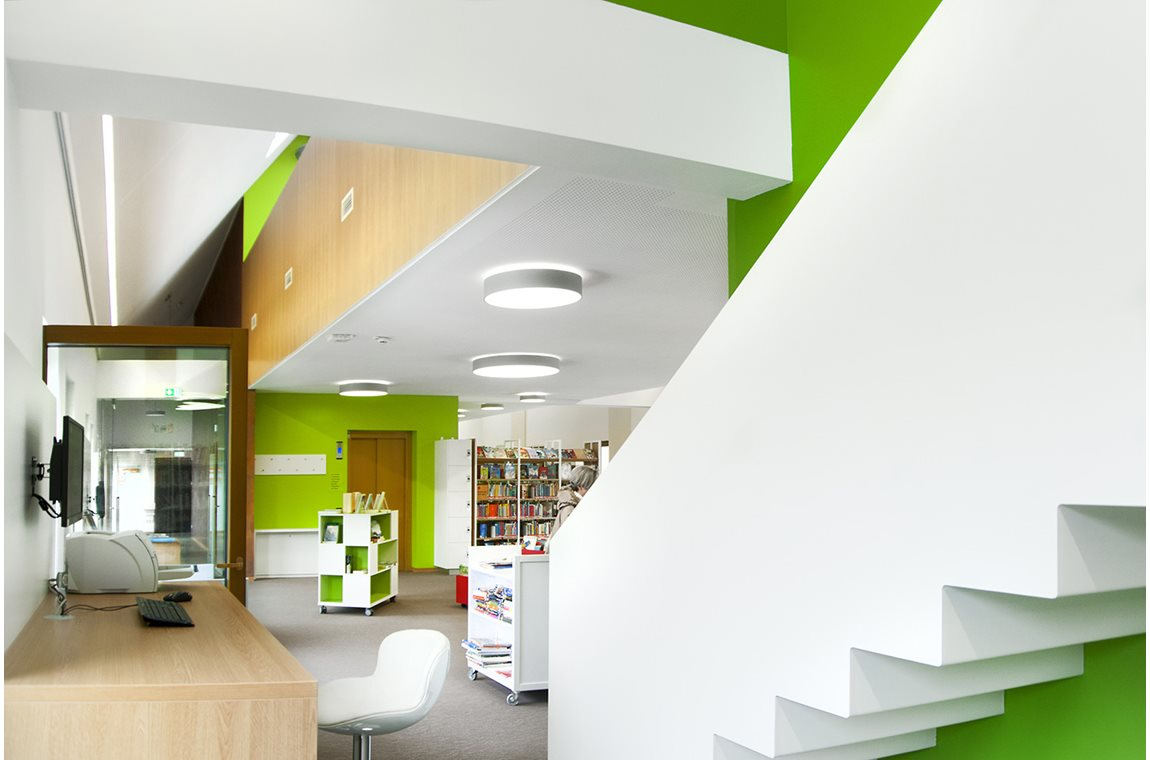 Gammertingen Public Library, Germany - Public libraries