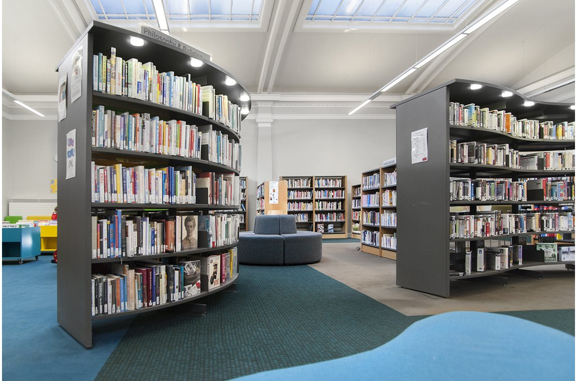 Morningside Public Library, United Kingdom - Public libraries