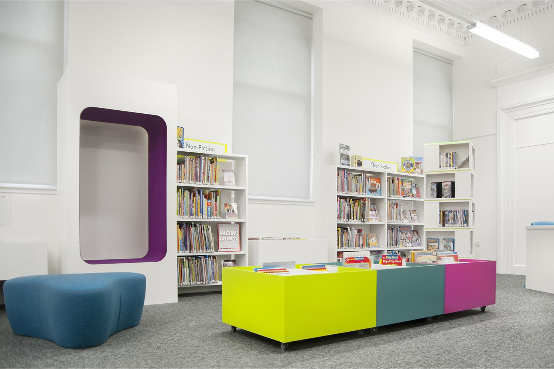 Greenock Central Library