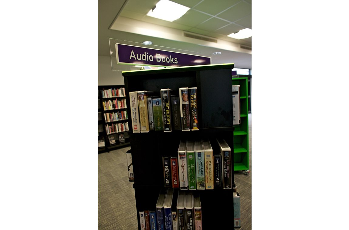 Hayridge Public Library, United Kingdom - Public libraries