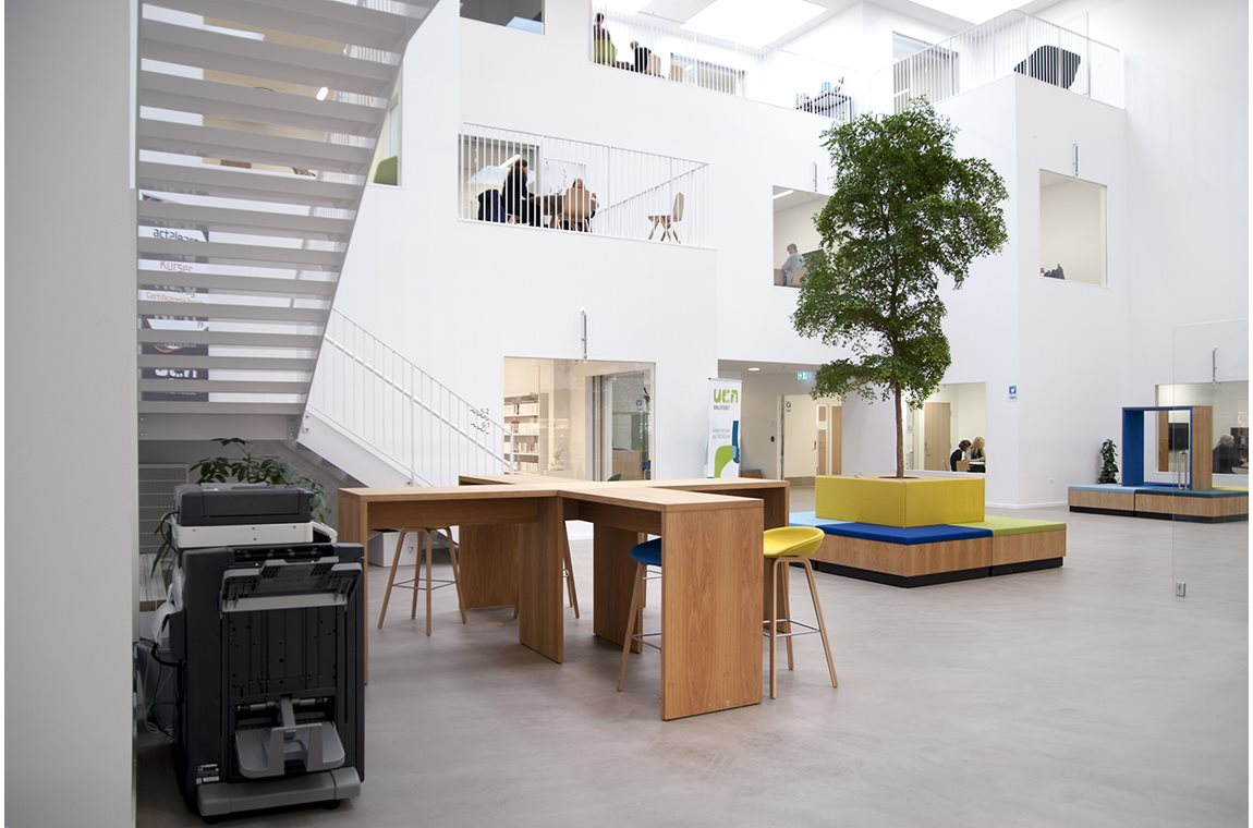 University College Nordjylland (UCN), Denmark - Academic libraries