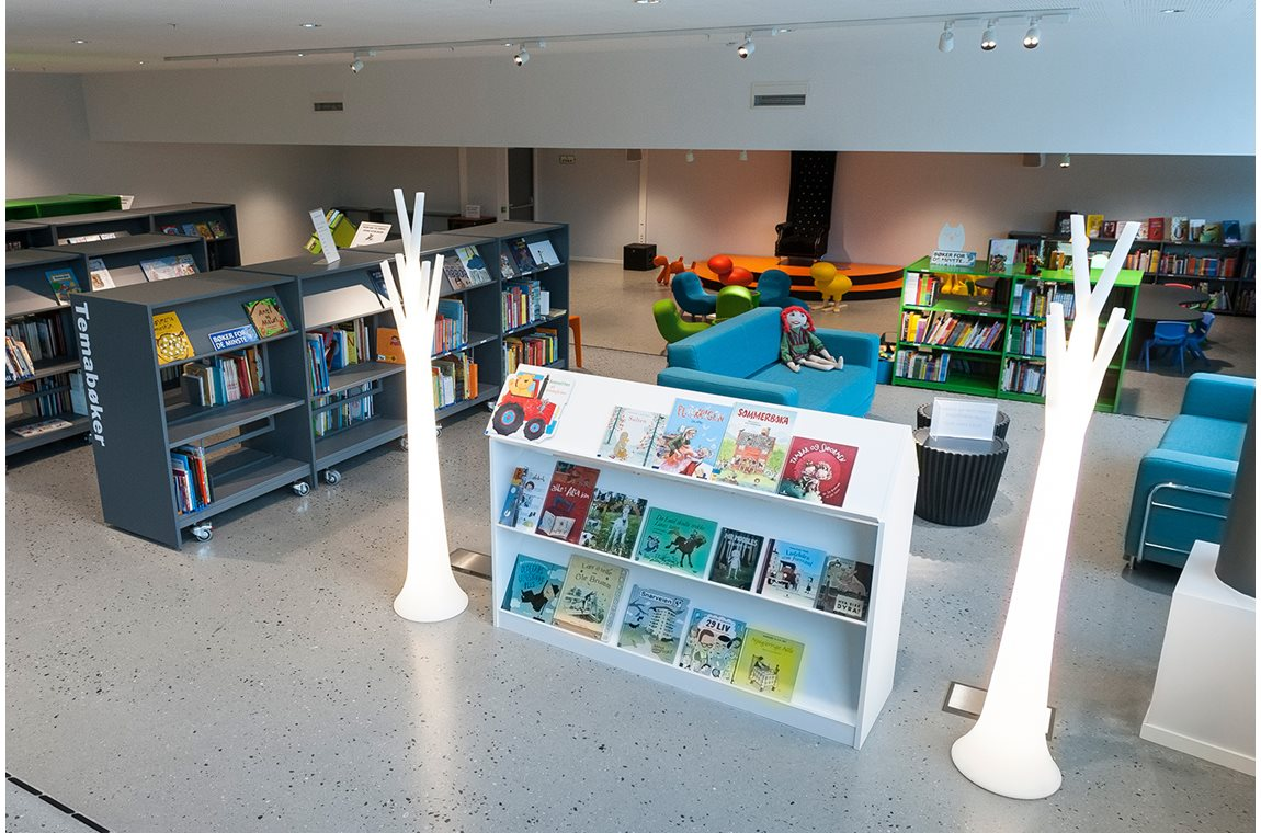 Narvik Public Library, Norway - Public libraries