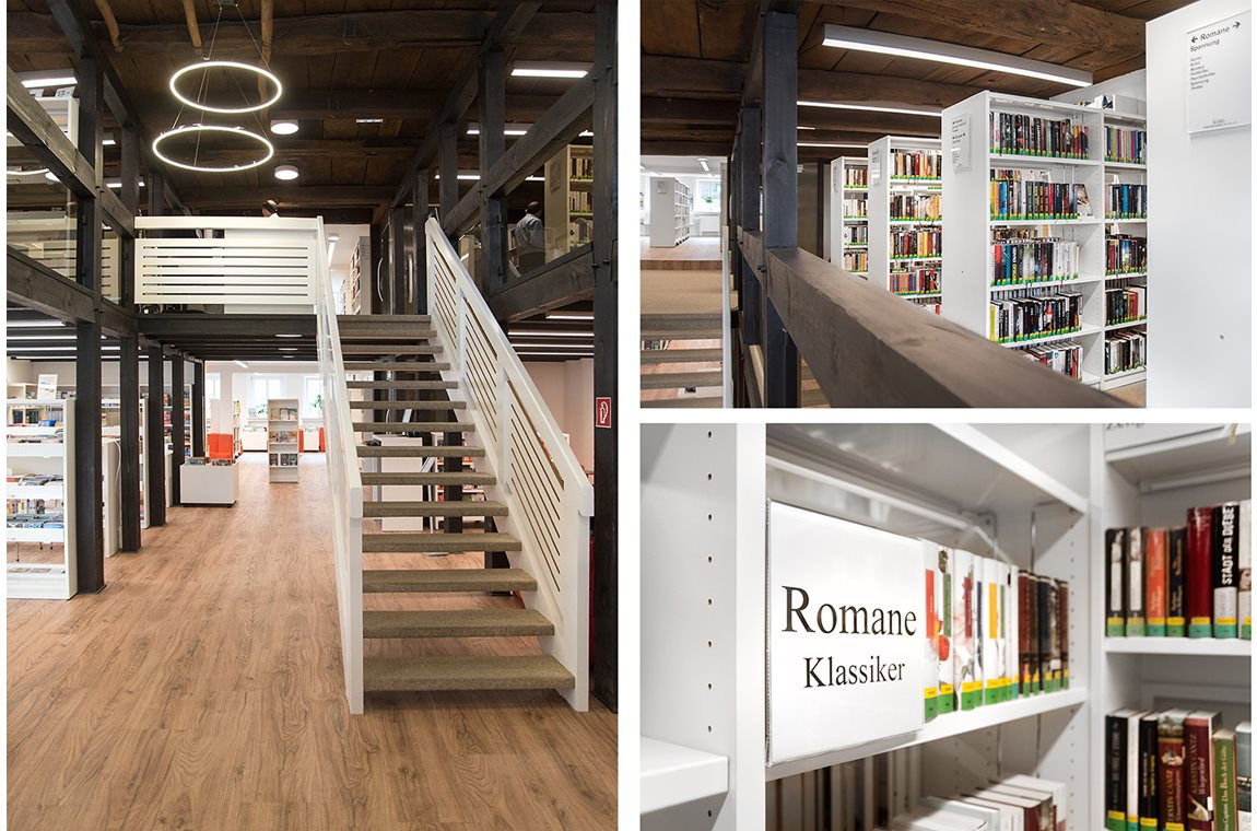 Bramsche Public Library, Germany - Public libraries