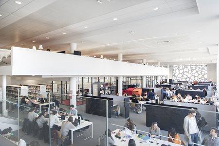 BU Learning Centre Lille France