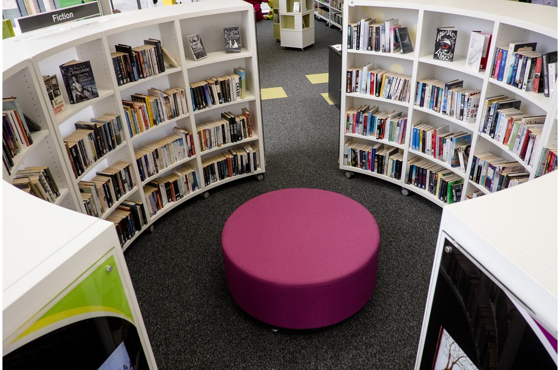 Moulton Public Library, Northamptonshire, UK - Public libraries
