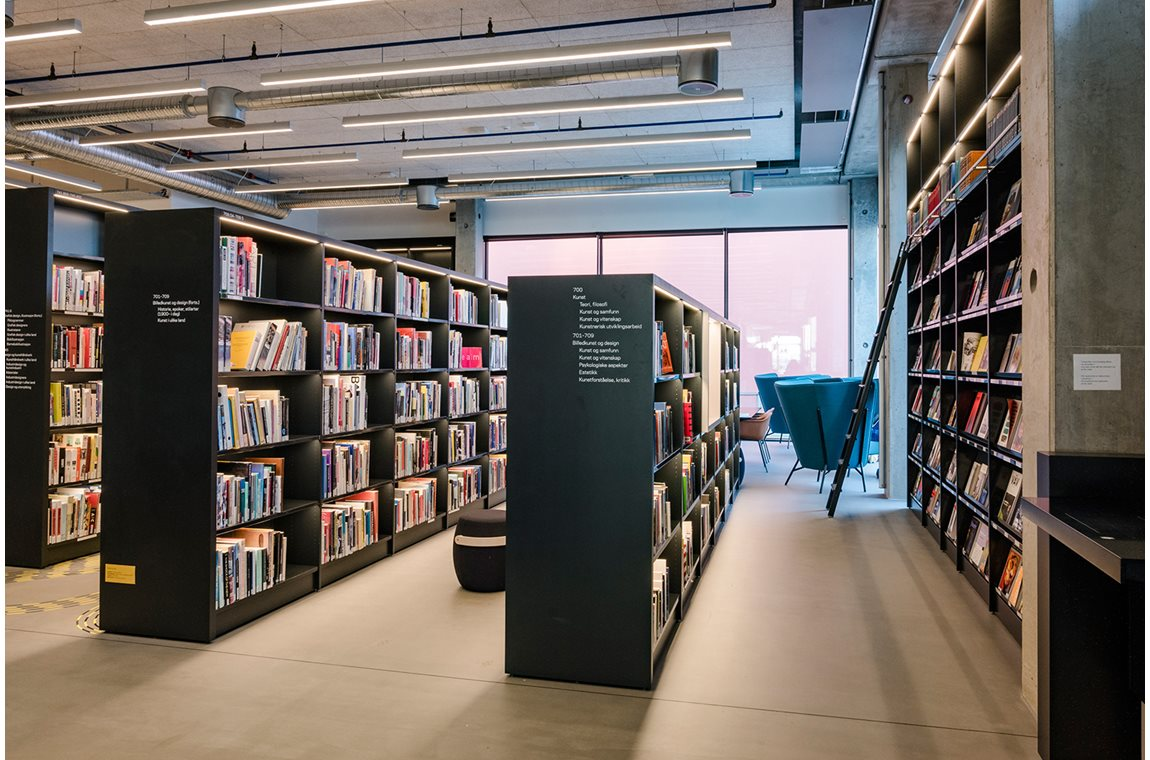 Bergen University Library, Norway - Academic libraries