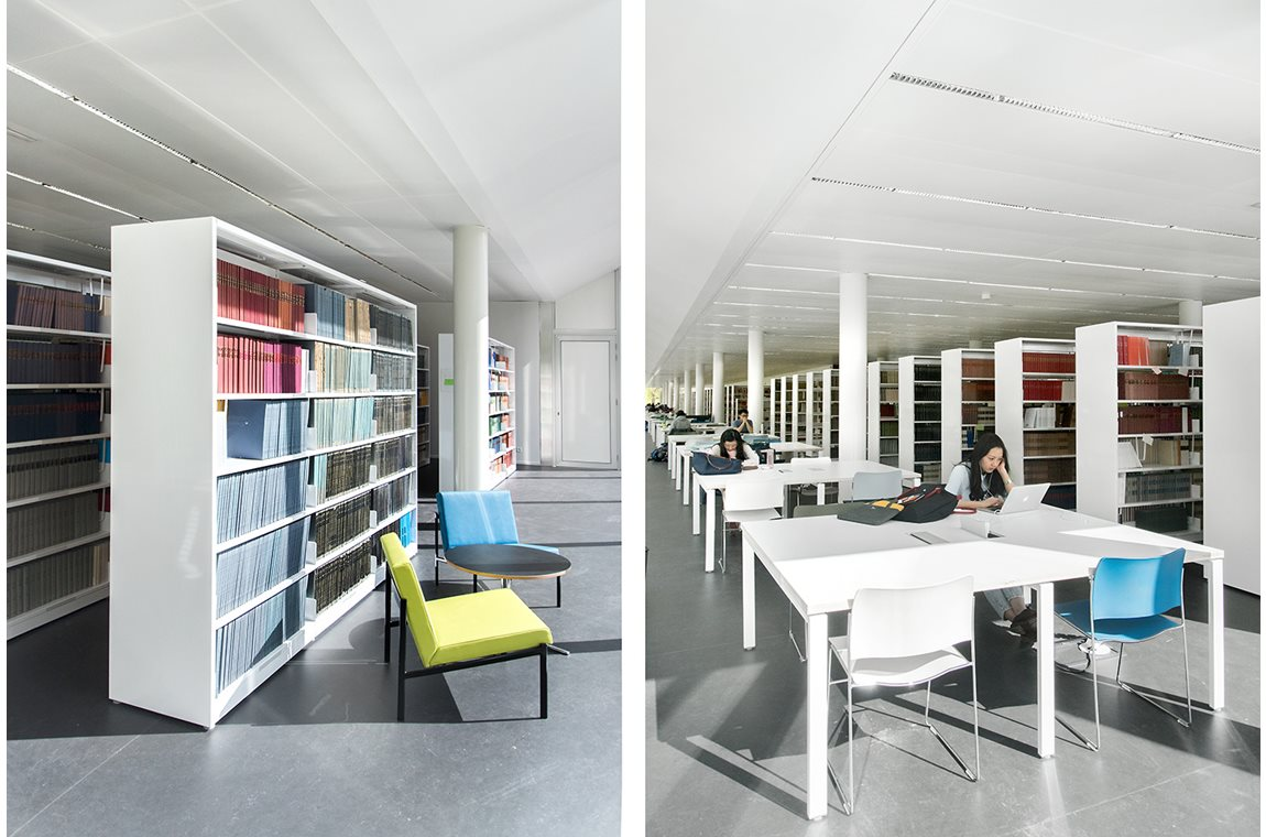 Department of Mathematics, Orsay, France - Academic libraries
