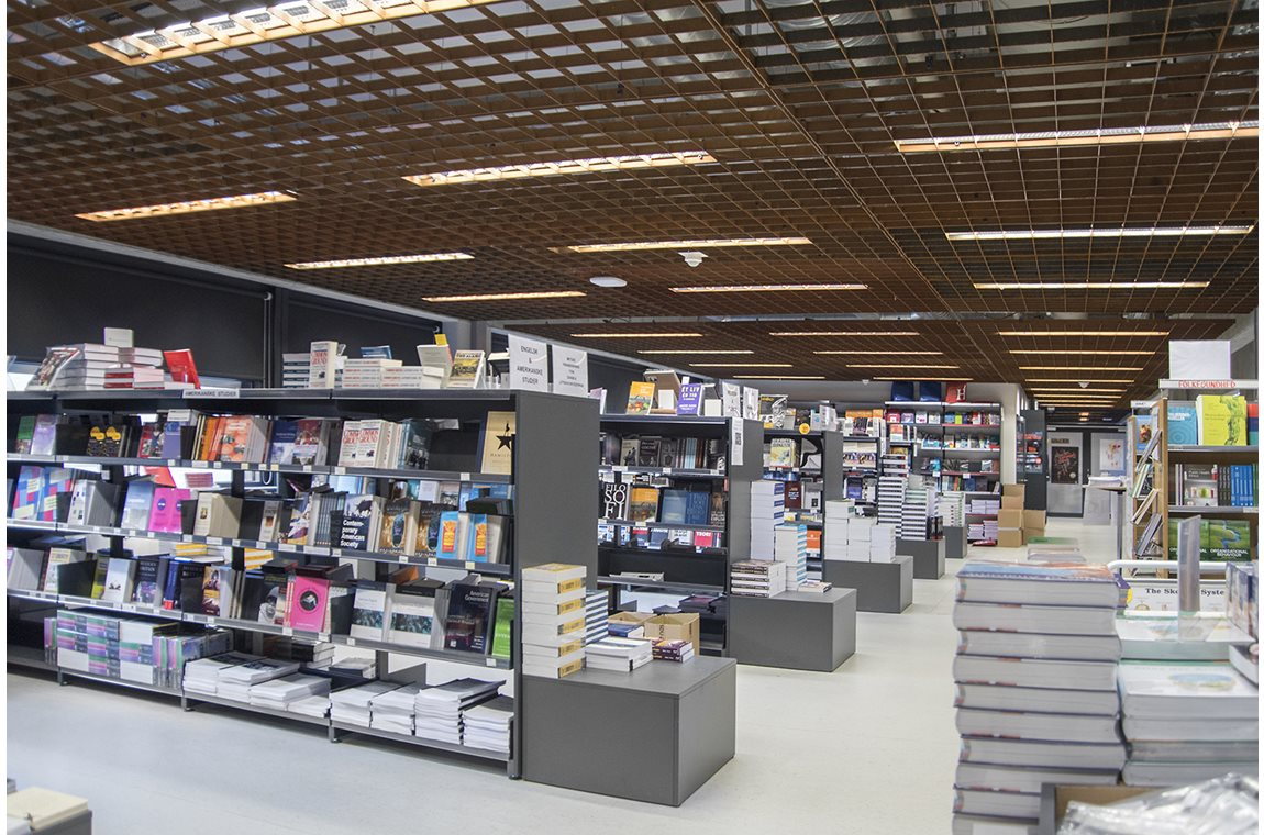 SDU book store, Odense, Denmark - Academic libraries