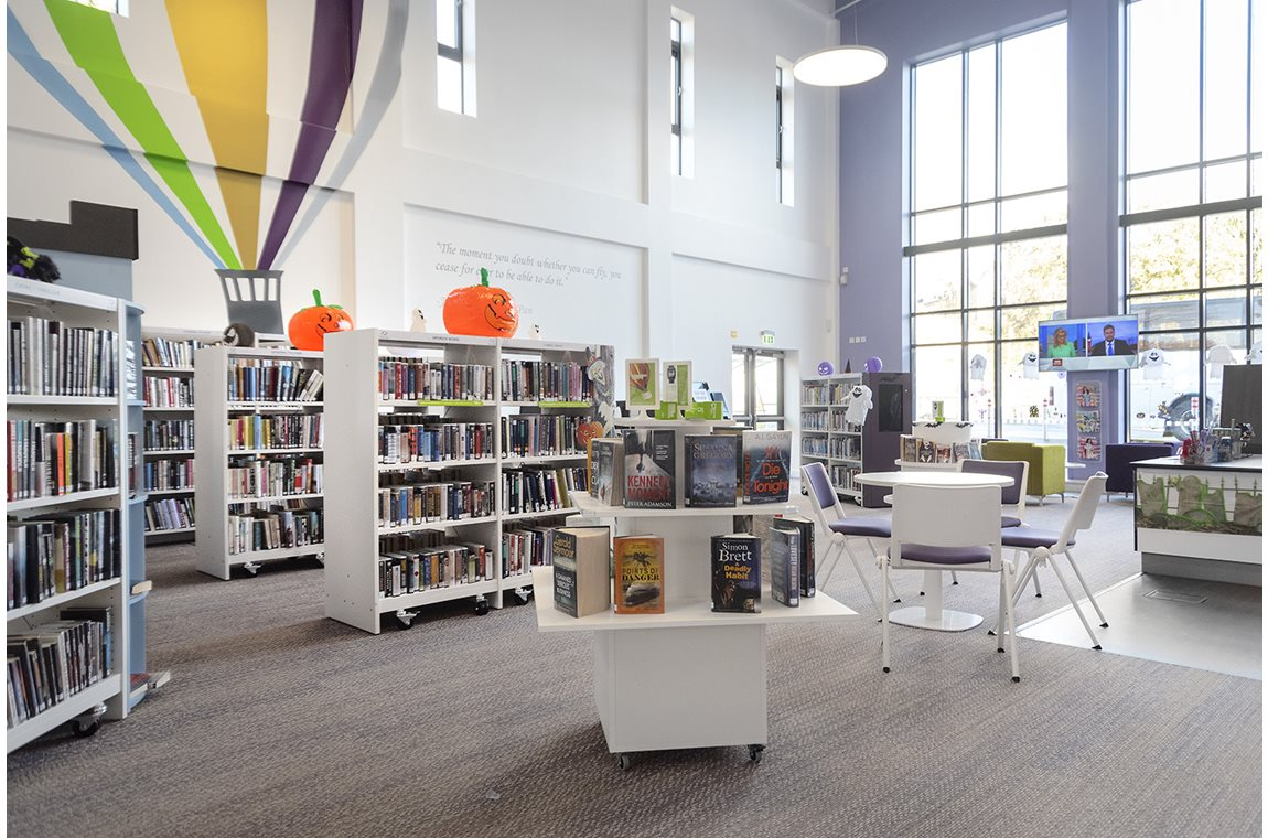 Strathaven Public Library, United Kingdom - Public libraries
