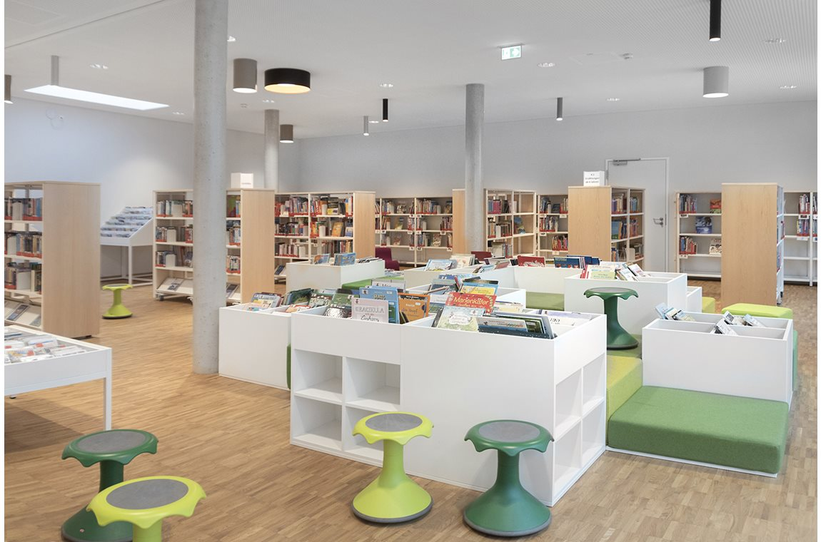 Marktheidenfeld Public Library, Germany - Public libraries