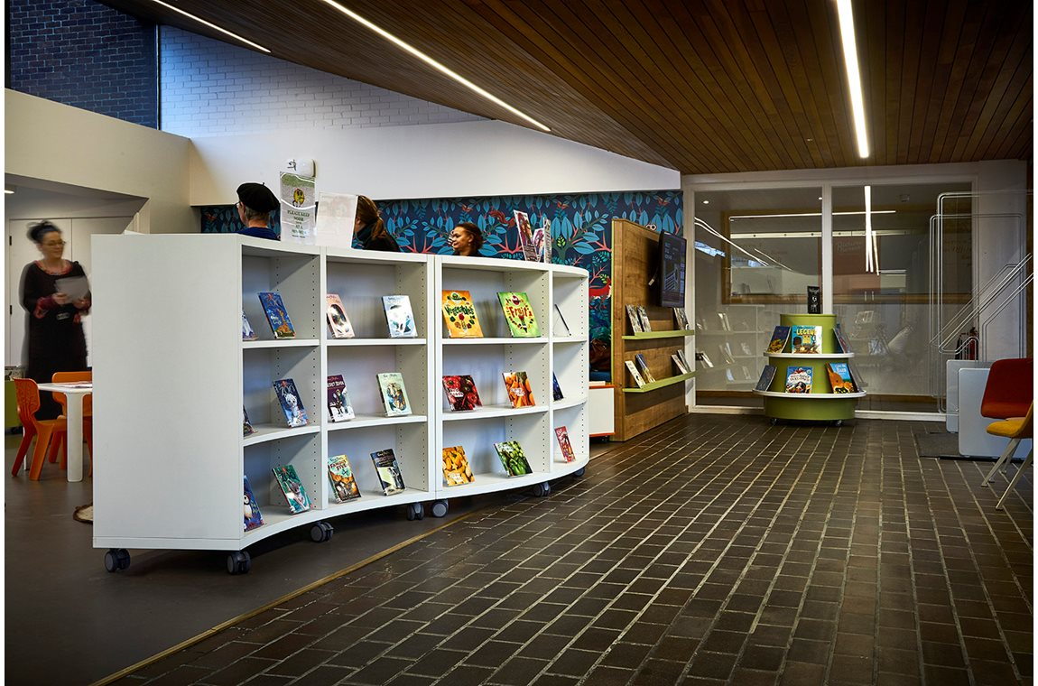 West Norwood Public Library, United Kingdom - Public libraries