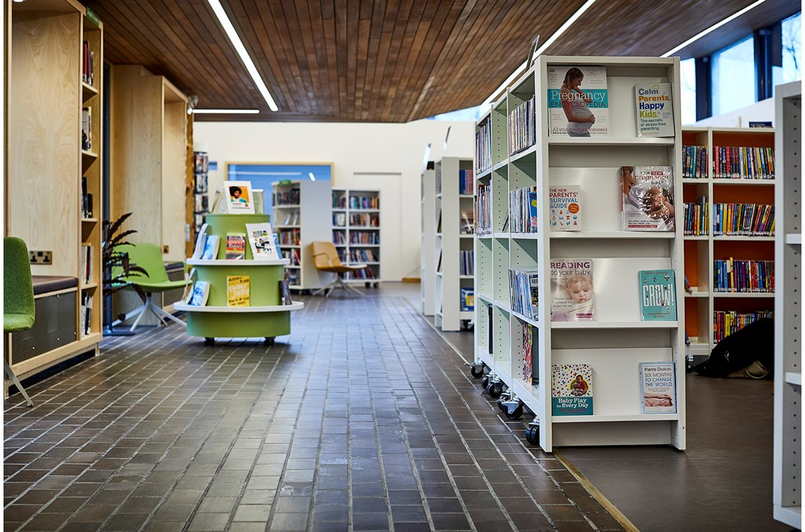 West Norwood Public Library, London, United Kingdom - Public libraries