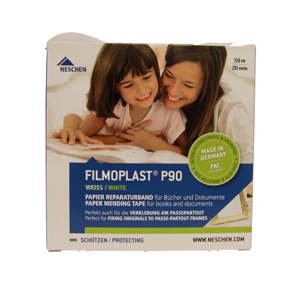 E3141 - Filmoplast P90 Book-Repair Tape