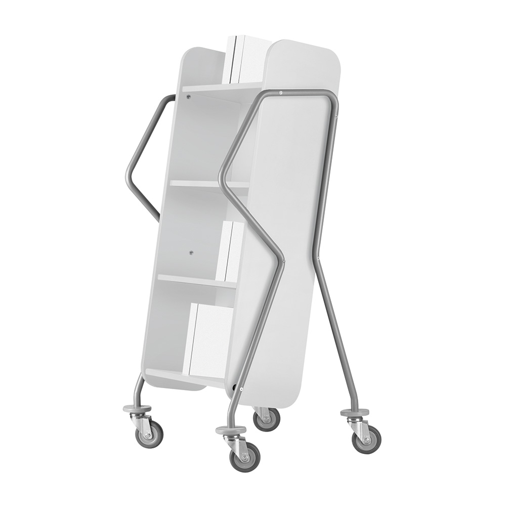 E4452 - Crossrunner Book Trolley
