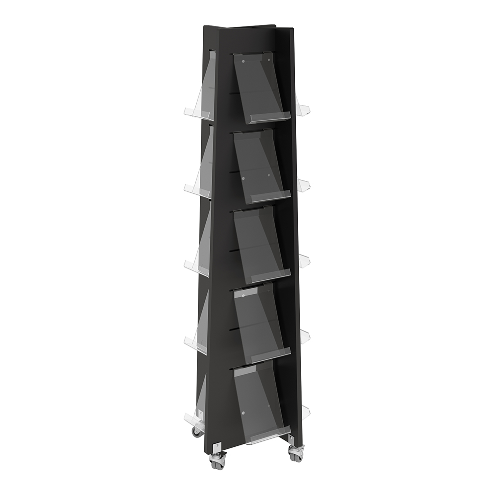 E4476 - Quattro Maxi Display Tower