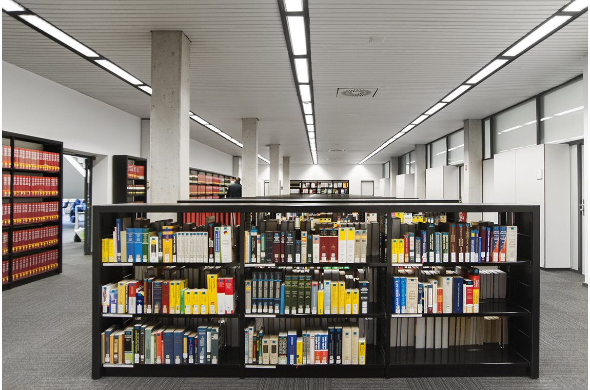 German National Library of Science and Technology (TIB), Hannover, Germany - Academic libraries