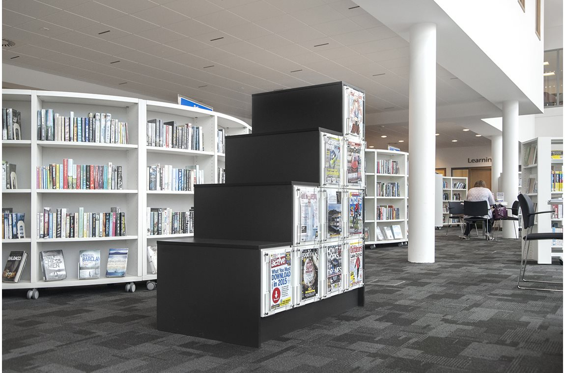 Barrhead Public Library, United Kingdom - Public libraries
